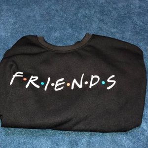 FRIENDS SWEATSHIRT NEVER WORN BRAND NEW